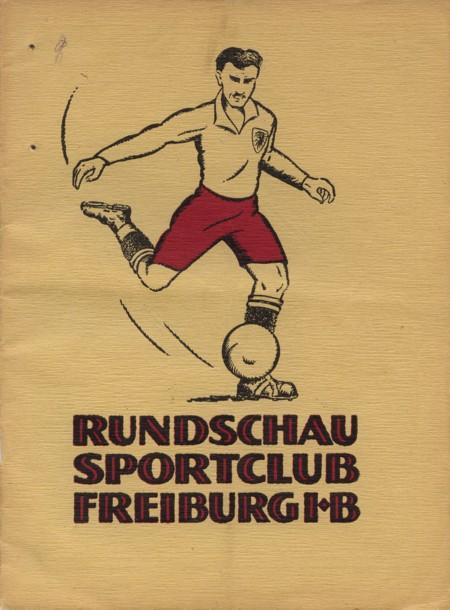 Mitgliederzeitung Saison 1924 # 9